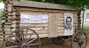 lincoln-campaign-wagon